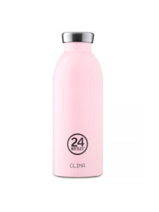 24Bottles - Clima Bottle, 0,5l -juomapullo - Candy Pink - PINKKI   Stockmann