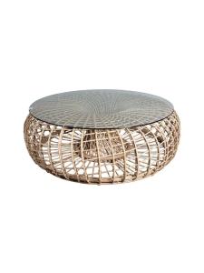 Cane-Line - Nest-sohvapöytä - BEIGE | Stockmann