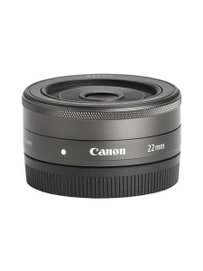 Canon - Canon EF-M 22mm f/2 STM pancake - null | Stockmann