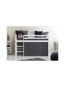 Hoppekids - Hoppekids BASIC puolikorkea sänky 70x160cm, valkoinen | Stockmann