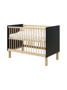 Lastenhuone.fi - Florida Pinnasänky, 60cm x 120cm - MATTAMUSTA / PUU | Stockmann