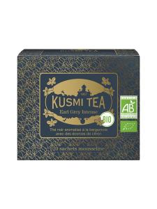 Kusmi Tea - Earl Grey Intense Luomu Pussitee 20kpl | Stockmann
