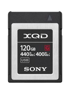 Sony - Sony XQD 120GB G-series -muistikortti - null | Stockmann