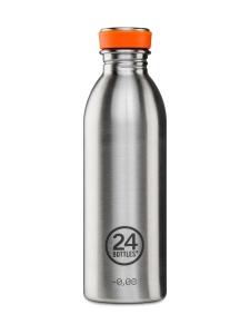 24Bottles - Urban Bottle, 0,5l -juomapullo - Steel   Stockmann