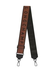 Longchamp - ADJUSTABLE LONGCHAMP SHOULDER STRAP - OLKAHIHNA - ORANGE | Stockmann