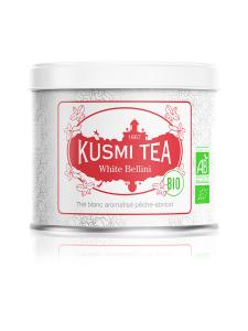 Kusmi Tea - White Bellini Luomu Irtotee 90g Kusmi | Stockmann