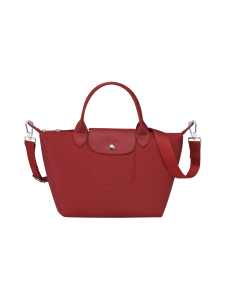 Longchamp - Le Pliage Néo Top handle bag S -Laukku - RED | Stockmann