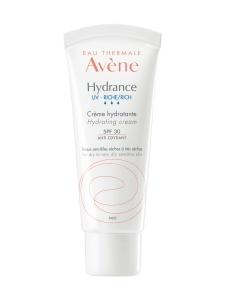 Avène - Avène Hydrance UV Rich Hydrating cream SPF 30 -kosteuttava voide kuivalle iholle, 40 ml | Stockmann