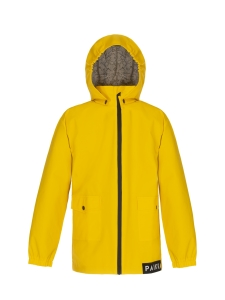 PAIKKA - Human Visibility Raincoat Yellow for Kids - YELLOW | Stockmann