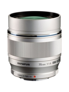 Olympus - Olympus M.Zuiko Digital ED 75mm f/1.8 - Hopea | Stockmann