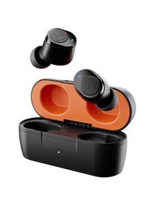 Skullcandy - JIB True Wireless -kuulokkeet - True Black/Orange | Stockmann