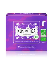 Kusmi Tea - Lovely Night Luomu Pussitee 20kpl 40g | Stockmann