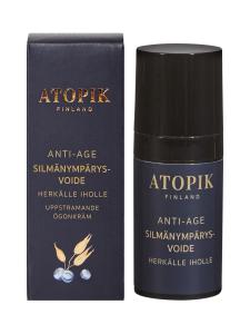 ATOPIK - ATOPIK Anti-Age Kiinteyttävä Silmänympärysvoide 15 ml | Stockmann