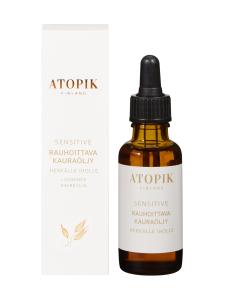 ATOPIK - ATOPIK Sensitive Rauhoittava Kauraöljy 30 ml | Stockmann