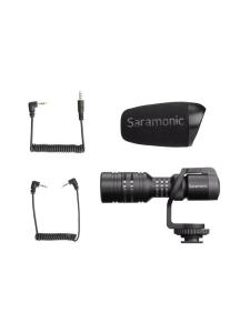 Saramonic - Saramonic Vmic Mini mikrofoni kameroille ja älypuhelimille | Stockmann