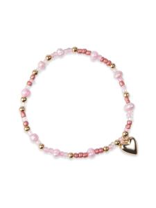 pfgSTOCKHOLM - Pearls KIDS-Lilly Rannekoru - PINK | Stockmann
