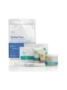 SKYN ICELAND - Saving Face Kit -aloituspakkaus 5 tuotetta | Stockmann