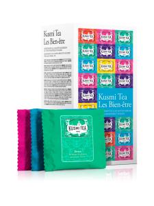 Kusmi Tea - Wellness Kusmi Tea Lajitelma 24 Teepussia | Stockmann