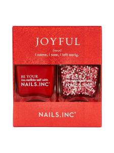NAILS INC - Joyful -kynsilakkaduo 2x14ml | Stockmann
