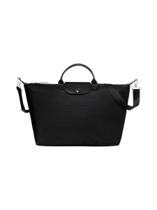 Longchamp - Le Pliage Néo Travel Bag L - Laukku - BLACK | Stockmann