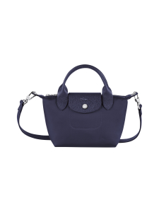 Longchamp - Le Pliage Néo - Top handle bag XS - Laukku - NAVY | Stockmann