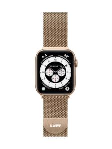 Laut - Steel Loop Apple Watch (42/44 mm) -nauha (kulta) - KULTA | Stockmann