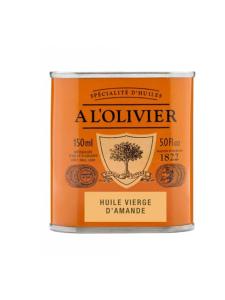A L'Olivier - Manteliöljy 150ml A L'Olivier | Stockmann