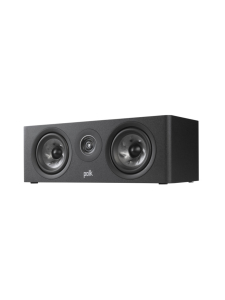 Polk Audio - Polk Audio R300 keskikaiutin, musta   Stockmann