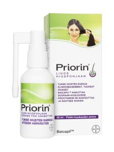 Priorin - PRIORIN HOITONESTE 50 ML - null | Stockmann