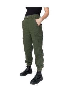 Dr.Denim - Ruby – Cargo Trousers - VIHREÄ | Stockmann