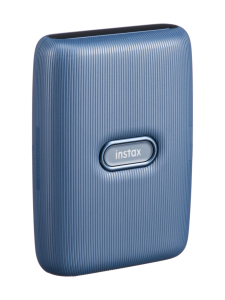 Fujifilm - Fujifilm Instax Mini Link tulostin älypuhelimille - Dark Denim | Stockmann