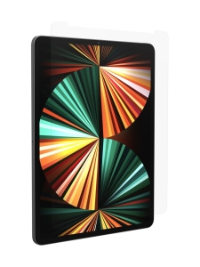 Zagg - InvisibleShield Glass Elite+ Apple iPad Pro 12.9