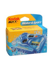 Kodak - Kodak Water & Sport -vedenkestävä kertakäyttökamera | Stockmann