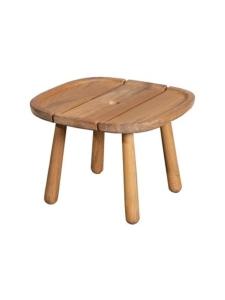 Cane-Line - Royal-sivupöytä 43,5 x 43,5 cm - BEIGE | Stockmann
