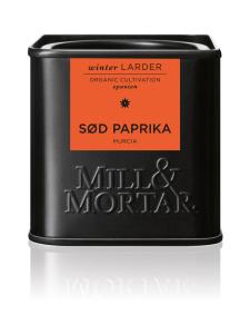 Mill & Mortar - Paprika Murcia makea Luomu 50g | Stockmann