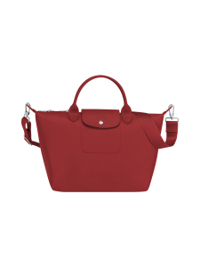 Longchamp - Le Pliage Néo Top handle bag M -Laukku - RED | Stockmann