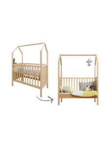Lastenhuone.fi - My House Pinnasänky / lastensänky pyökki, 60cm x 120cm - PYÖKKI | Stockmann