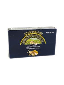 Sant Agata - Mustekalaa oliiviöljyssä 115g   Stockmann