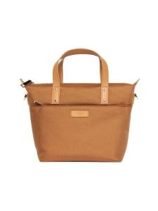 Golla - Carina nylon -käsilaukku - BROWN (RUSKEA) | Stockmann