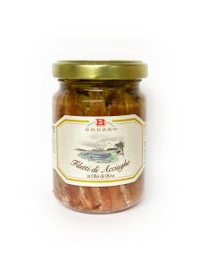 BREZZO - Sardellifileitä oliiviöljyssä 156g   Stockmann