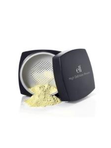ELF Cosmetics - HD Powder Corrective Yellow -ihonsävyä korjaava puuteri 8g | Stockmann