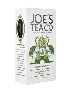 Joe's Tea Company - Queen of Green Luomu Tee Joe's Tea Co | Stockmann
