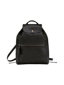 Longchamp - Le Foulonné Backpack - Reppu - BLACK   Stockmann