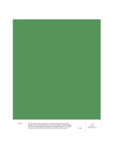 Cover Story - Sävymalli 029 JACK - mid bright green   Stockmann