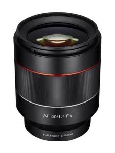 Samyang - Samyang AF 50mm f/1.4 IF UMC (Sony E) | Stockmann