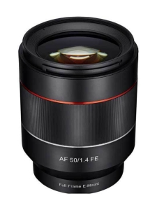 Samyang - Samyang AF 50mm f/1.4 IF UMC (Sony FE) -objektiivi | Stockmann