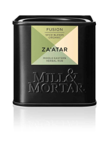 Mill & Mortar - Maustesekoitus Za'atar Luomu 40g | Stockmann