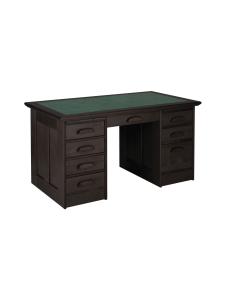 Boknäs - Kirjoituspöytä laatikostoilla - WENGE | Stockmann