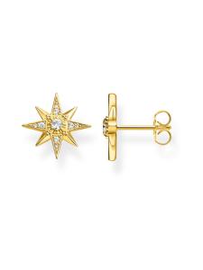Thomas Sabo - Thomas Sabo Ear Studs Star Gold -korvakorut | Stockmann