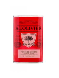 A L'Olivier - Oliiviöljy Extra Vergine Sichuanpippuri 250ml A L'Olivier | Stockmann